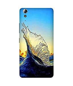 Water Splash Lenovo A3900 Case