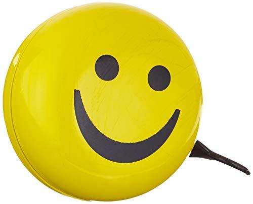 P4B Ding Dong-glocke-smiley-80 Mm, Gelb/Schwarz,One Size