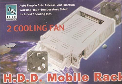 A4 Tech Wintech LVD-9 Festplatten HDD Gehäuse Wechsel-Rahmen Einbau-Rahmen Caddy Tray for Ultra SCSI 68pol 68 pin - Ultra Scsi Festplatte