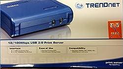 Trendnet TE100-P1U Wired 1-Port Print Server (Version V2.XR)