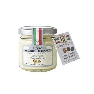 Beurre à la Truffe Blanche 30GR - PRODUIT ARTISANAL ITALIEN