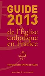 Guide 2013 de l'Eglise catholique en France