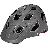 Mount Nanga Helmet with Camera Mount Matt Green /& Neon Yellow 58-62Cm