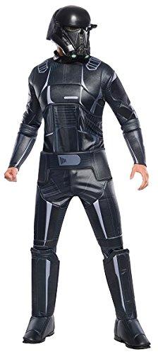 Rubies Star Wars Rogue One Adult Deluxe Death Trooper Costume (Für Deluxe Trooper Death Star Erwachsene Wars Kostüme)