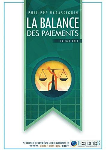 La balance des paiements par Philippe Narassiguin