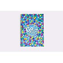 Goazen haurrentzako eskola materiala: koadernoa/Goazen material escolar infantil: cuaderno (A4)