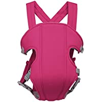 guoyy Baby Carrier Safety ajustable recién nacidos Strap Soft Wrap – Mochila multifunción ...