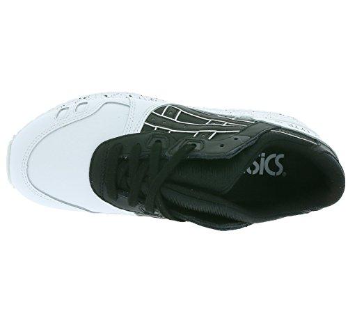 Asics Gel Lyte III chaussures Black-Black