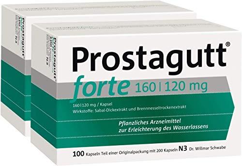 Prostagutt forte 160/120m 2X100 stk