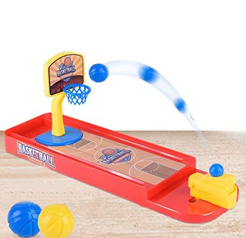 generisch Tisch Basketball Set Mini Basketball Spiel System für Familie Büro Spielzeug für Erwachsene und Kinder Spielzeug Tischspiele
