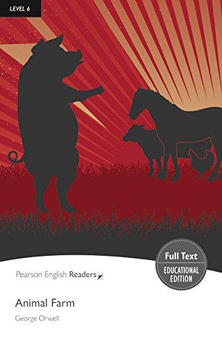 Level 6: Animal Farm (Pearson English Graded Readers) por George Orwell