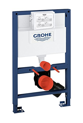 Grohe Rapid SL - Cisterna empotrada para WC, altura de instalación 0,82...