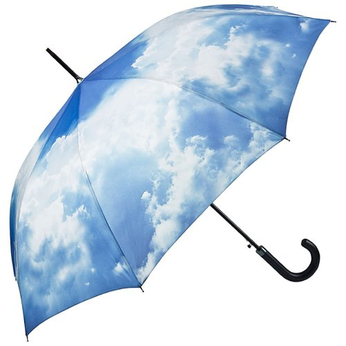 VON LILIENFELD Paraguas Automática Mujer Motivo Cielo