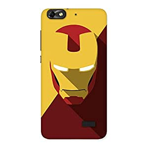 Radiant Classic and Genius Back Case Cover for Honor 4C