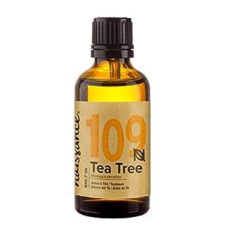 Naissance Aceite Esencial de Árbol de Té n. º 109 – 50ml – 100% Puro, vegano y no OGM