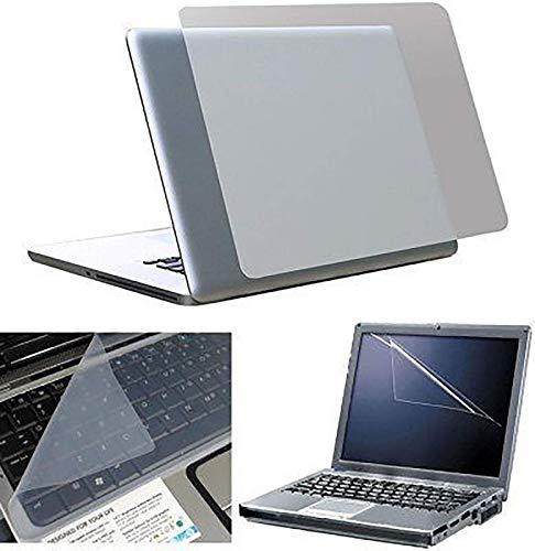 FEDUS 3 in 1 Combo - Laptop Screen Guard:; Keyboard...