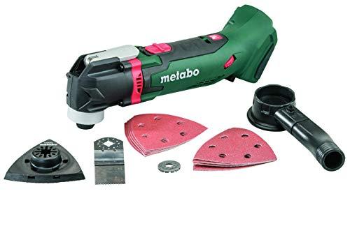 Metabo 613021890 Akku-Multitool 18V MT 18 LTX