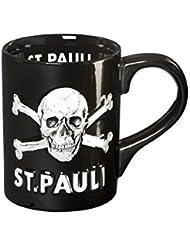 Tête de mort FC St. Pauli 3D Tasse à café mug