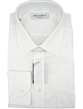 Diseñador de camisetas de los Hombres Blancos Tintaunita cuello francés