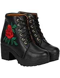 Commander Stylish Boots For Girls And Women