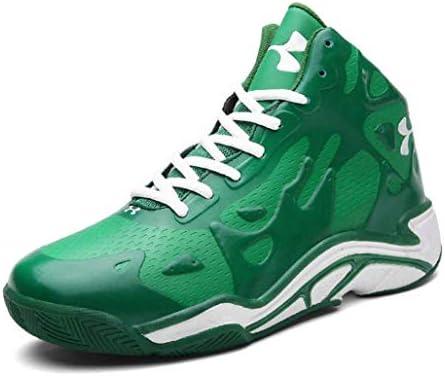 OOFAN High Top scarpe da ginnastica Four Seasons Scarpe da da da Basket Abbigliamento da Uomo Antiscivolo   Smorzamento Uomo Scarpe da Corsa comode Scarpe Sportive da Ballo,verde,42 B07KZYVKR8 Parent   In Linea Outlet Store    Aspetto estetico    Lasciare Che 7997f3
