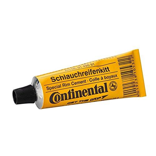 Continental Colla Cemento, bordo in alluminio, per cerchioni tubolari tubi, 25 g