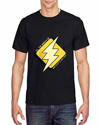 fill-my-energy-tank-and-blast-it-all-out-sign-graphic-herren-t-shirt-xxl