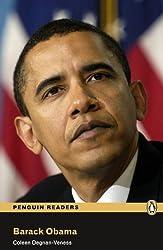 Barack Obama: Level 2 (Penguin Readers: Level 2)