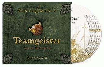 Fantasmania - Teamgeister, CD (Edition Auge & Ohr)