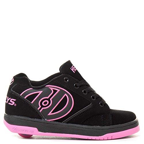 Heelys Propel 2 Black/Hot Pink Kids 2uk