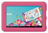 ittle British Kids 7' Quad Core Google Android 4.4 Tablet PC (8GB , 1GB Ram, USB, Wifi, Bluetooth, HDMI) - Pink