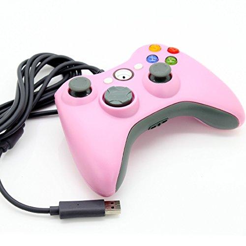 Game Pad Joypad Controller für Microsoft Xbox 360 Slim Wired Haltbar Qualität New