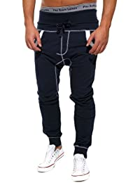 MT Styles - M-168 - Pantalon de jogging - entrejambe ample