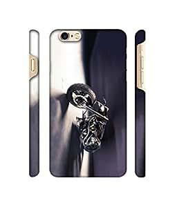 Casotec Hamann Bike Design 3D Printed Hard Back Case Cover for Apple iPhone 6 / 6S