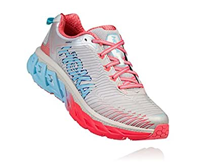 Hoka One One Women's Arahi Stability Shoe (9.5, Micro Chip