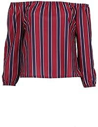 Generic - Top à manches longues - Chemise - Manches Longues - Femme