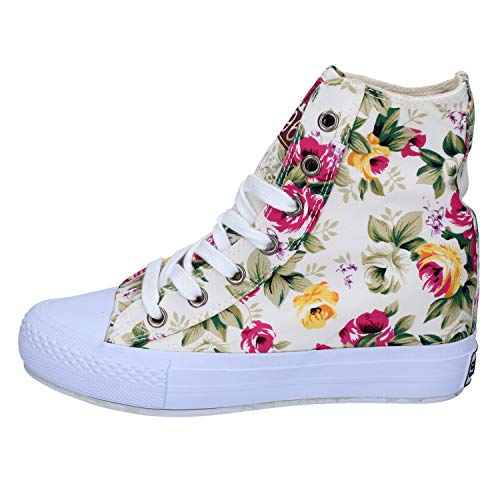 Carrera Sneakers Damen Textil Multicolor 39 EU