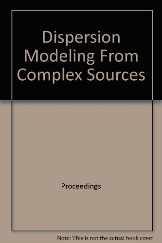 Dispersion Modeling From Complex Sources