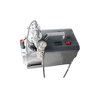 Maisi 300bar high pressure electric pcp air compressor
