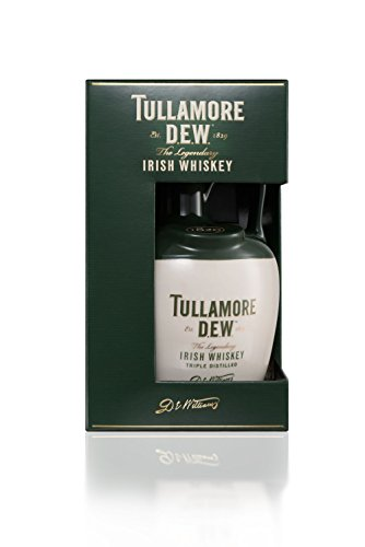 Tullamore D.E.W. Original Irish Whiskey im Krug (1 x 0.7 l) Jar-crock