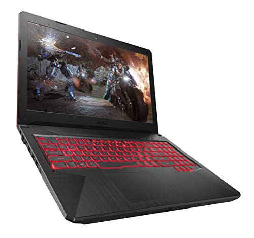 "Asus TUF504GD-DM1268T PC Portable Gamer 15,6"" Noir (Intel Core i5, RAM 8 Go, 1 to + SSD 256 Go, Nvidia GTX 1050 4 Go, Windows 10) Clavier AZERTY Français"