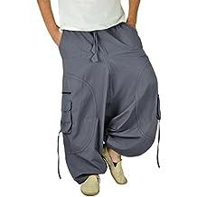 virblatt – Goa Pantalones y pantalones Harén Para Hombre Goa ...