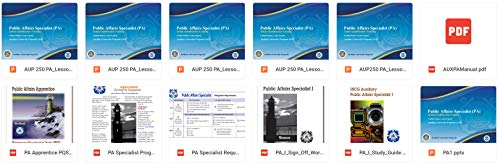 United States Coast Guard Auxiliary Program of Study Course Materials AUP 250 - Public Affairs (English Edition) - United States Coast Guard Auxiliary