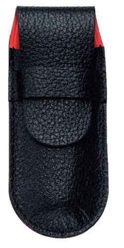 Victorinox 0 Zubehör Lederetui schwarz one size -