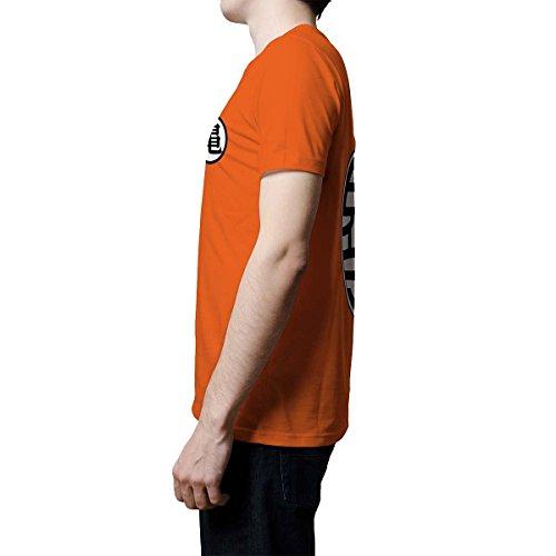 Dragon Ball Z Kame Symbol Premium Cotton T Shirt Adduce