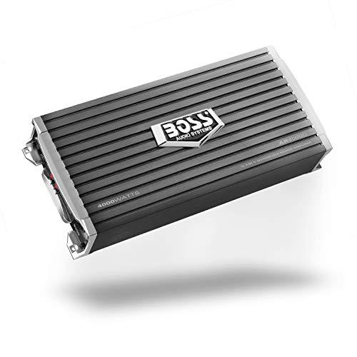 Boss Audio Systems Armor AR4000D Subwoofer, silberfarben / Grau Boss Car Audio System