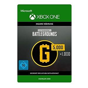 PLAYERUNKNOWN'S BATTLEGROUNDS 6,000 G-Coin  | Xbox One – Download Code
