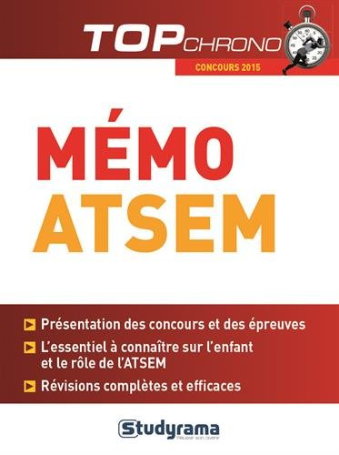 Mémo ATSEM : Concours 2015