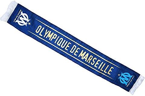 Echarpe Marseille - Echarpe OM - Collection officielle Olympique de