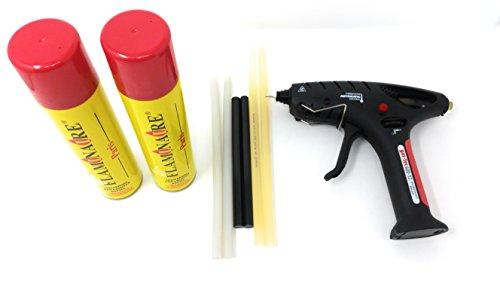 Heißklebepistole warm A GAS Premium Kit